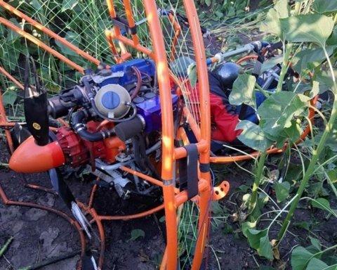 В Полтаве произошла авиакатастрофа: двое погибших в результате трагедии
