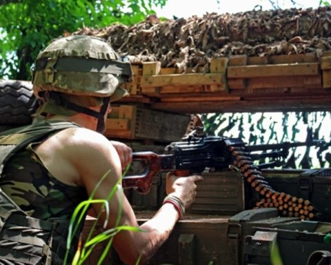 Война на Донбассе: 31 обстрел боевиков, в ВСУ есть раненые