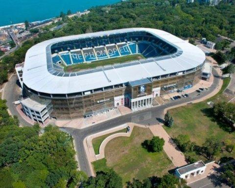 Матч за Суперкубок України відбудеться в Одесі