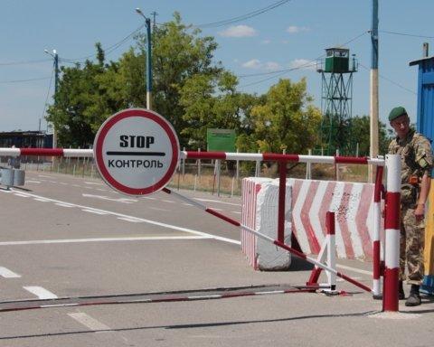 Украинские пограничники посчитали, сколько россиян оказались «нежелательными»