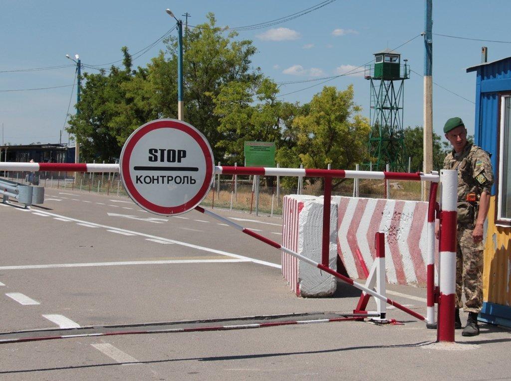 Пограничники будут проверять крымчан тщательнее