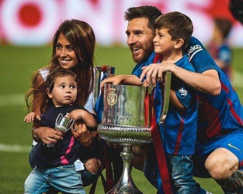 Сын Месси является фанатом Реала: известный карикатурист пошутил над Лео