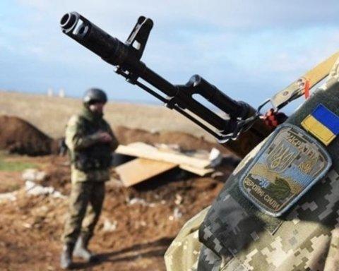 Ситуация на Донбассе: погиб один украинский военный