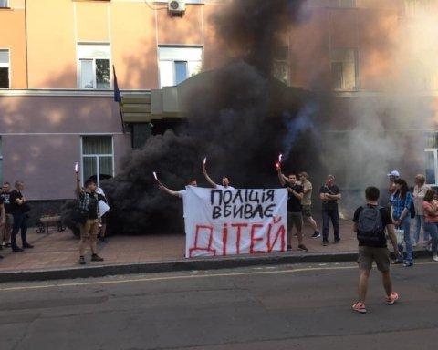 Протести проти свавілля копів пройшли по всій Україні: з'вилися фото з місця