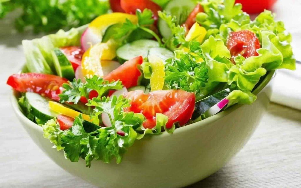 лучшая диета для похудения летом