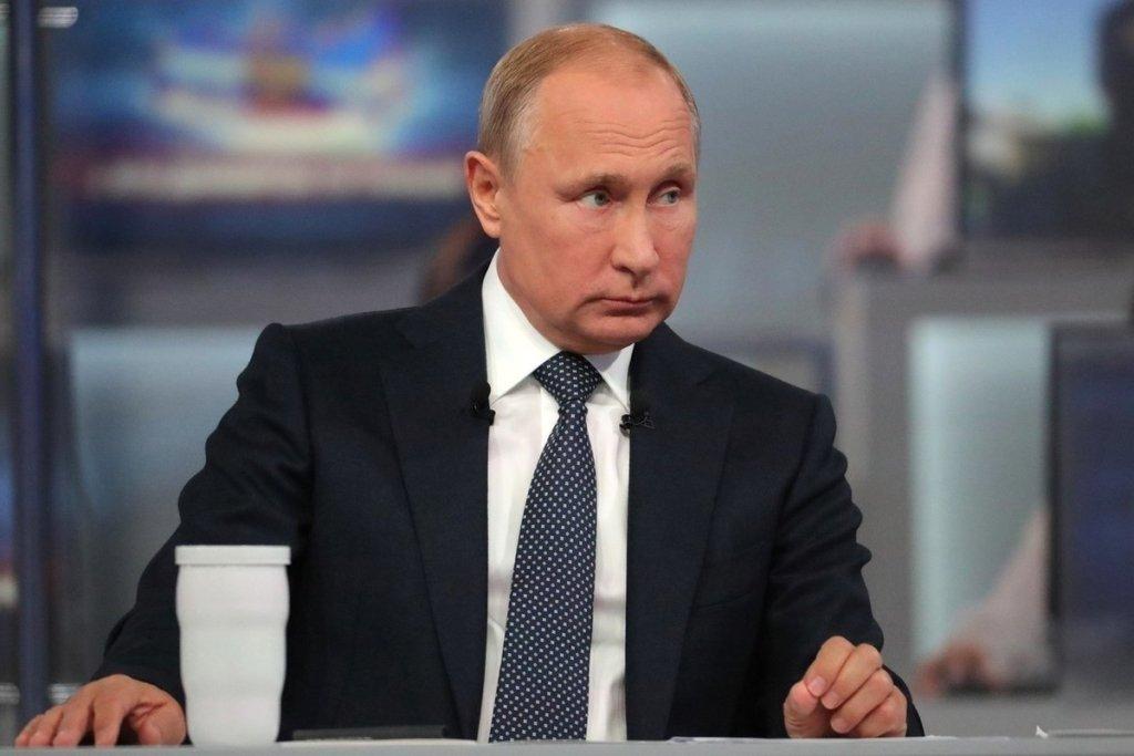 У Зеленського відреагували на скандальну заяву Путіна щодо України в НАТО і польотного часу ракет
