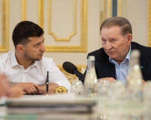 Рішення Зеленського щодо Донбасу: у Путіна відреагували на призначення Кучми