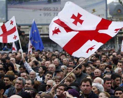 В Грузії затримали одного з лідерів опозиції за спробу державного перевороту: перші подробиці