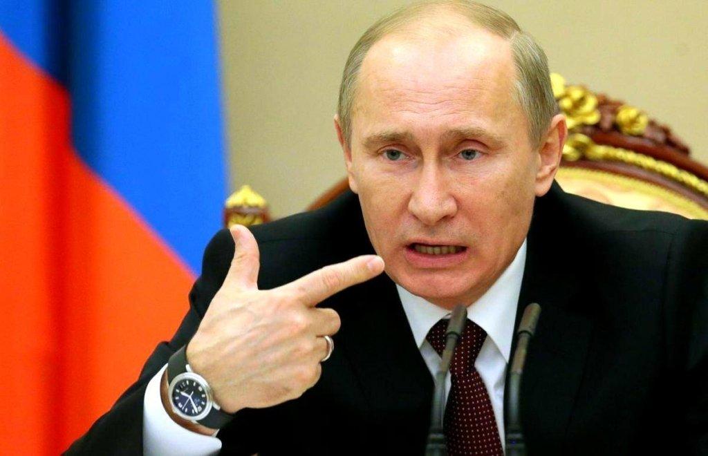 В России «похоронили» Путина: сеть взбудоражили фото