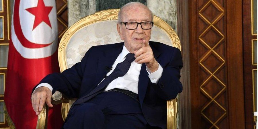 Помер президент Тунісу – ЗМІ