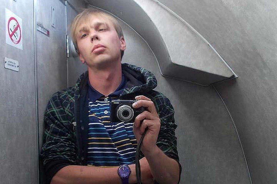 З'явилося перше відео із звільненим з-під арешту журналістом у Росії: що він сказав