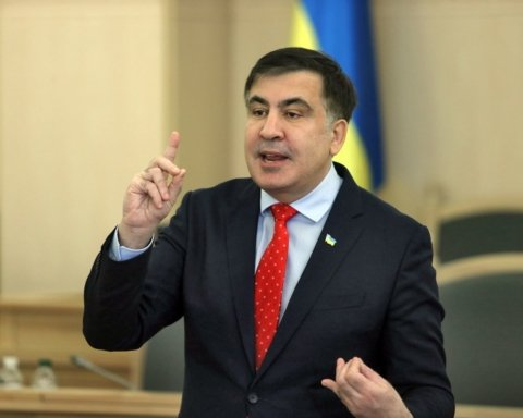 """""""Саджати будем"""": Саакашвілі назвав імена чиновників, яких хоче арештувати"""