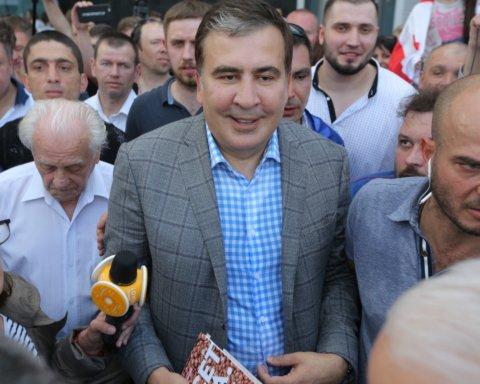 Готов к радикальным шагам: Саакашвили впервые прокомментировал свое назначение