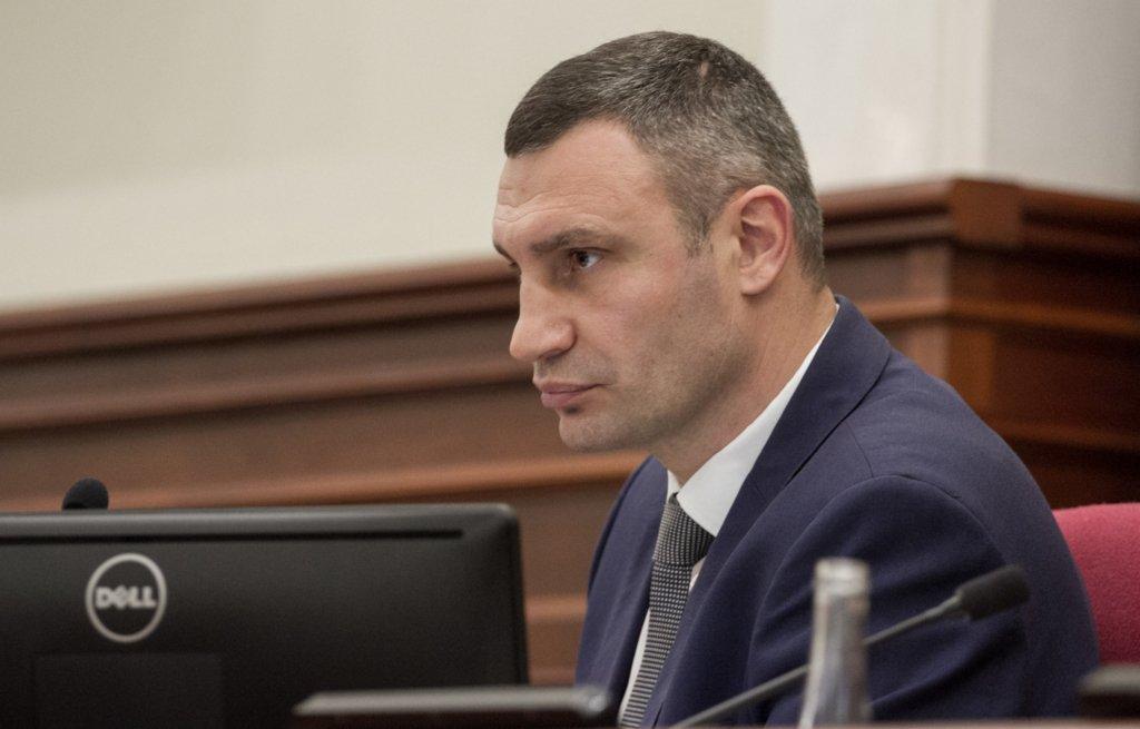 Кличко объяснил, почему сегодня уволил трех столичных чиновников