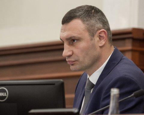 Кличко прокоментував рішення його звільнити