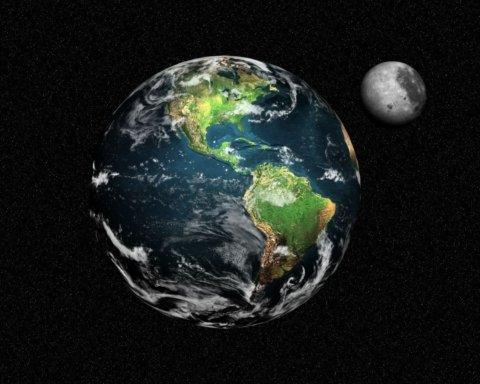 Як виглядає нічна Земля з космосу: вражаюче відео