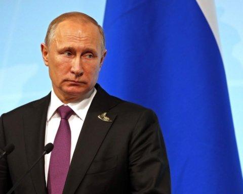 Путин об украинских моряках: при чем здесь вообще ПАСЕ