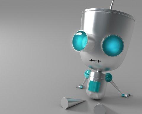 В Японии создали милого робота, который должен заменить уток