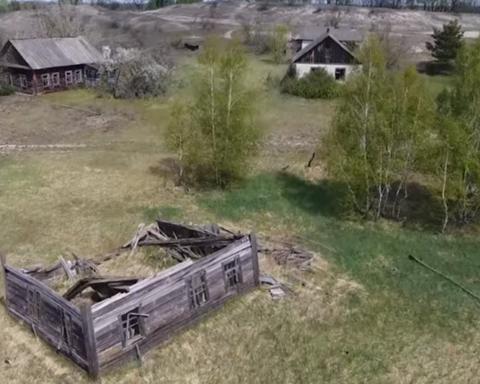 Катастрофа в Чернобыле: как выглядит зона отчуждения в Беларуси
