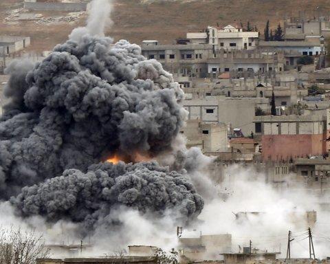 Черговий теракт у Сирії: загинуло щонайменше десять людей