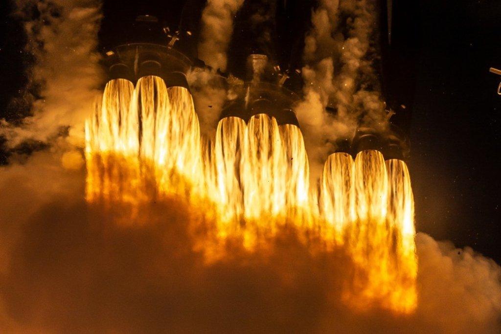 SpaceX безкоштовно вивела на орбіту ізраїльський супутник: перші фото