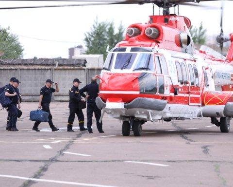 Машина сорвалась с горы: в Закарпатской области произошла трагедия, много погибших