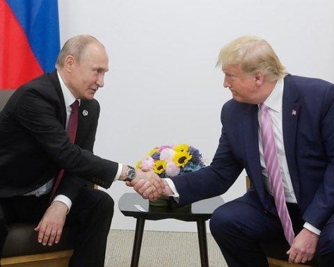 Путина и Трампа объединили в одного человека: невероятное видео