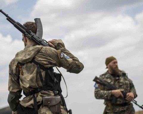 Боевики «ЛНР» устроили истерику из-за опасных «атак» ВСУ: все попало на видео