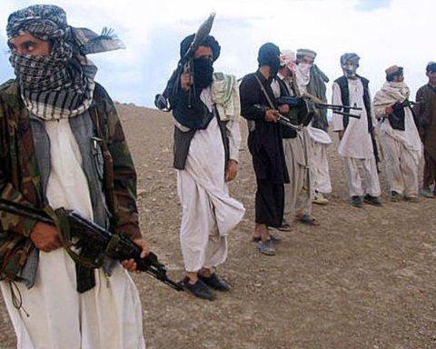 Афганські друзі Путіна вбили працівників місцевого виборчкому