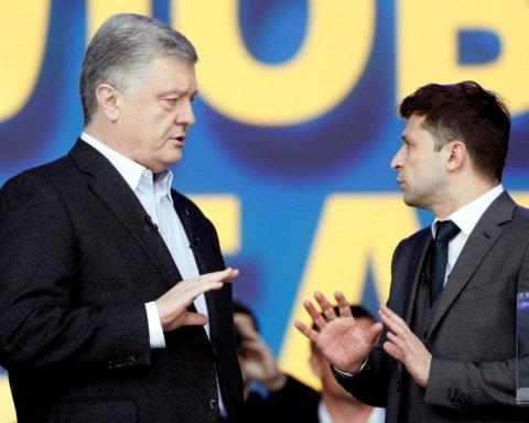 Команды Зеленского и Порошенко могут объединиться: что об этом известно