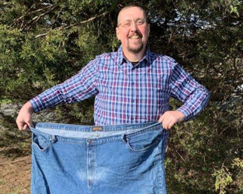 Схуд на 150 кілограмів: британець поділився своєю історією і надихнув інших