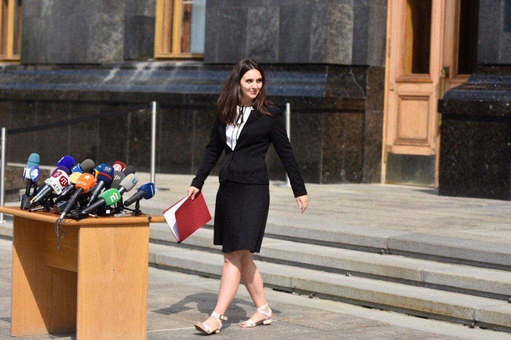 У Зеленського визначилися з кандидатурою його прес-секретаря