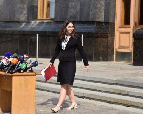 Стало відомо, скільки заробляє прес-секретар Зеленського