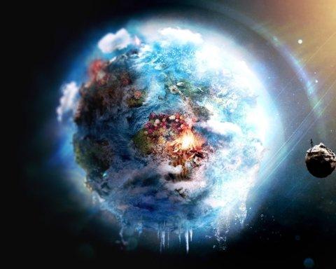 Погодні чудеса та катастрофи: як виглядає рік на Землі з космосу