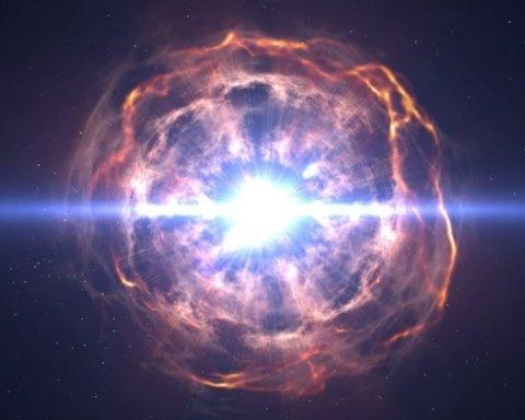 Звезда «воскресла»: астрономы показали редкое космическое явление
