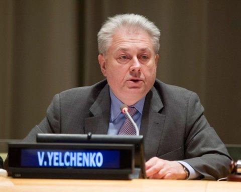 "А чому б не поговорити про Україну: Єльченко ""наїхав"" на генсека ООН"