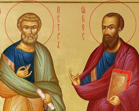 Свято Петра і Павла: найкращі привітання та листівки