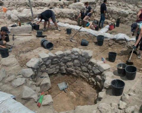 В Израиле раскопали античный библейский город