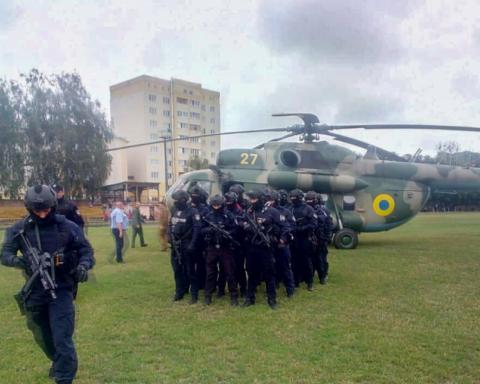 На округ, де програє Пашинський, прилетів вертоліт із спецпризначенцями