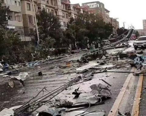 Смерч уничтожил имущество десятков тысяч китайцев: что известно