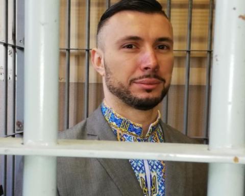 Засудження Марківа: ветерани АТО виступили в підтримку побратима