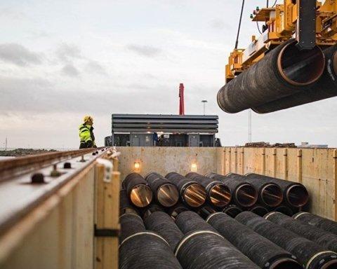 »Северный поток-2″ не успеют достроить до окончания транзитного договора с Украиной