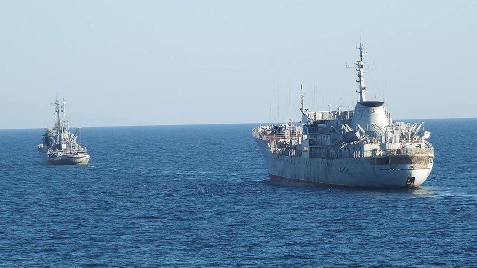 РФ влаштувала новую провокацію проти України в Азовському морі: що сталося
