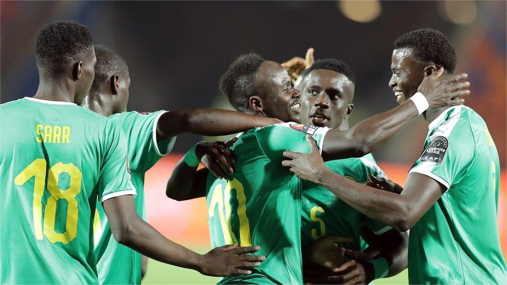 Гол Мане вивів збірну Сенегалу в чвертьфінал Кубка Африканських Націй