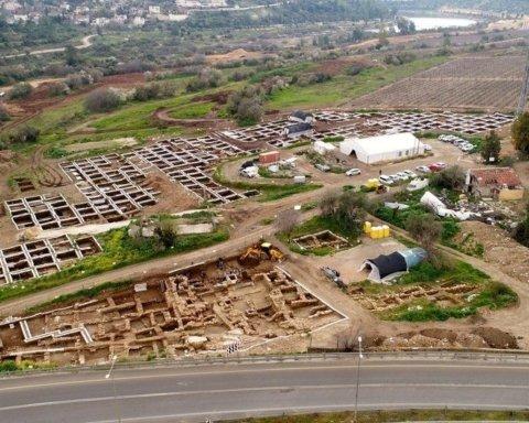 Под Иерусалимом нашли поселок времен неолита