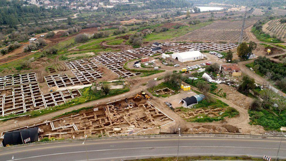 Під Єрусалимом знайшли селище часів неоліту