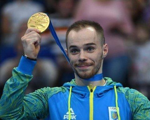 Названо найкращого спортсмена України в червні