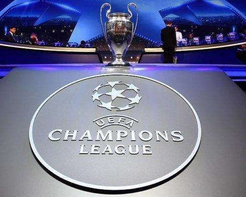 Результати перших матчів 2-го кваліфікаційного раунду Ліги чемпіонів