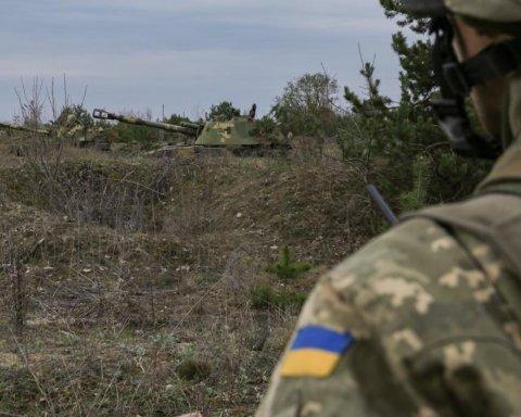 Бойовики майже годину гатили по позиціях ЗСУ на Донбасі: що відомо