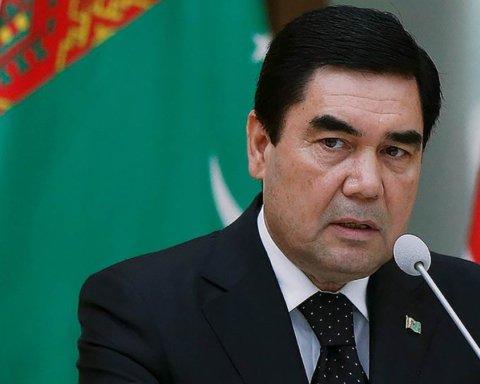 СМИ: скончался президент Туркменистана
